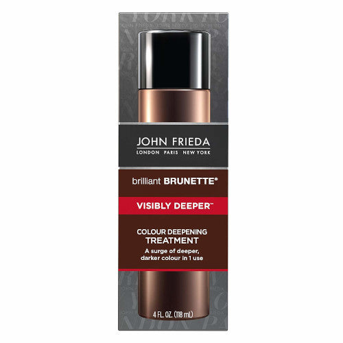 John Frieda Brilliant Brunette Visibly Deeper Colour Deepening Treatment