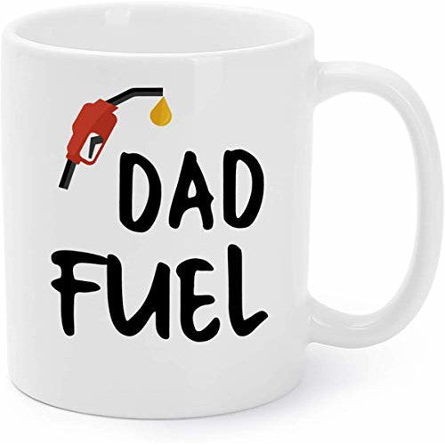 Coffee Mug - Dad Fuel - 11oz