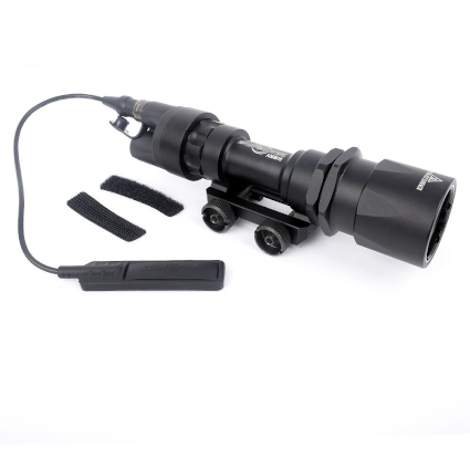 M951 Tactical Light LED t Flashlight With Remote Pressure Switch Controller
