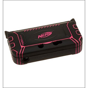 Nintendo 3DS XL Nerf Armor Maximum Protection Case - Pink