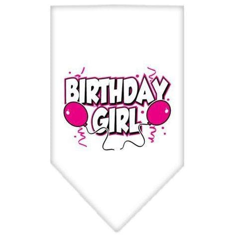 B-Day Girl Bandanas