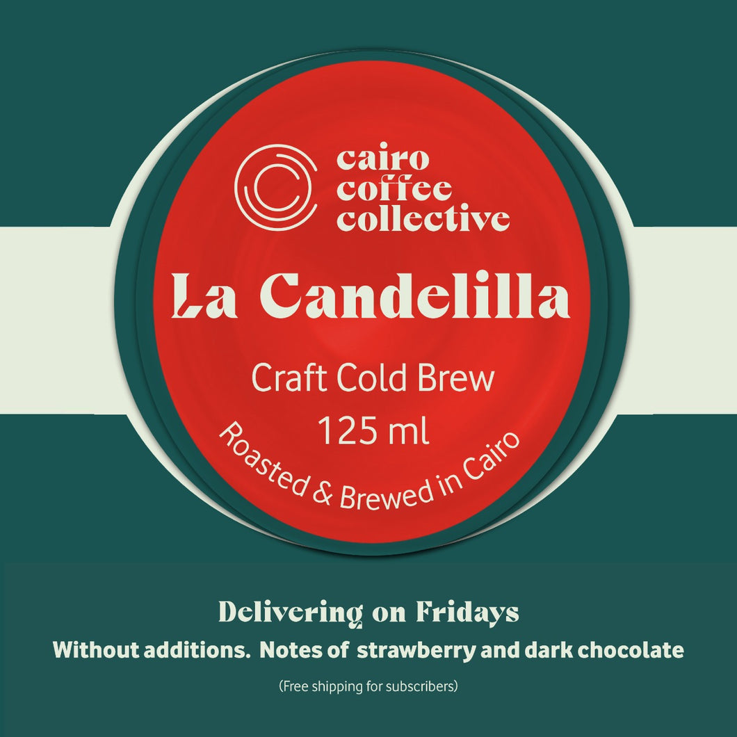 Craft Cold Brew - Costa Rica La Candelilla (Pack of 6)