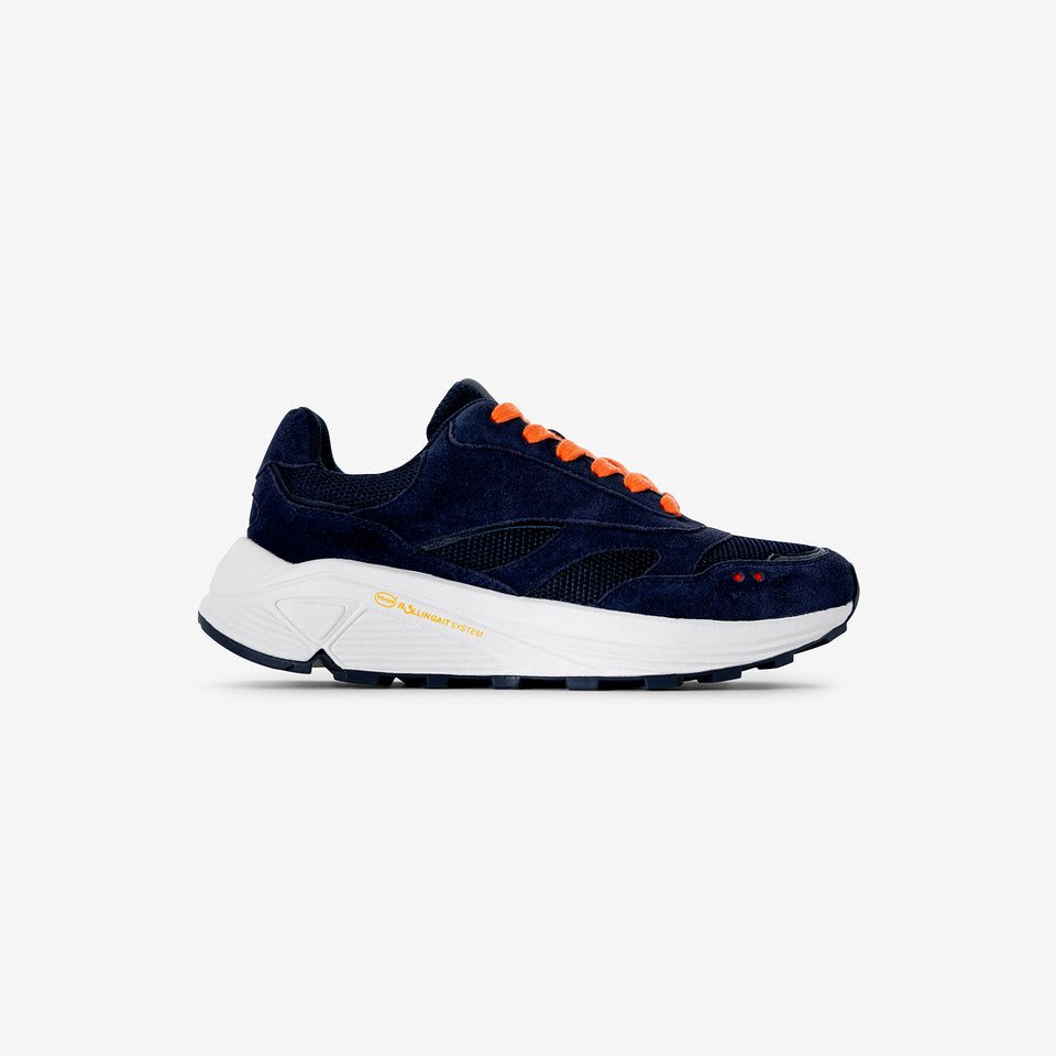 Flow - Navy Orange - Man