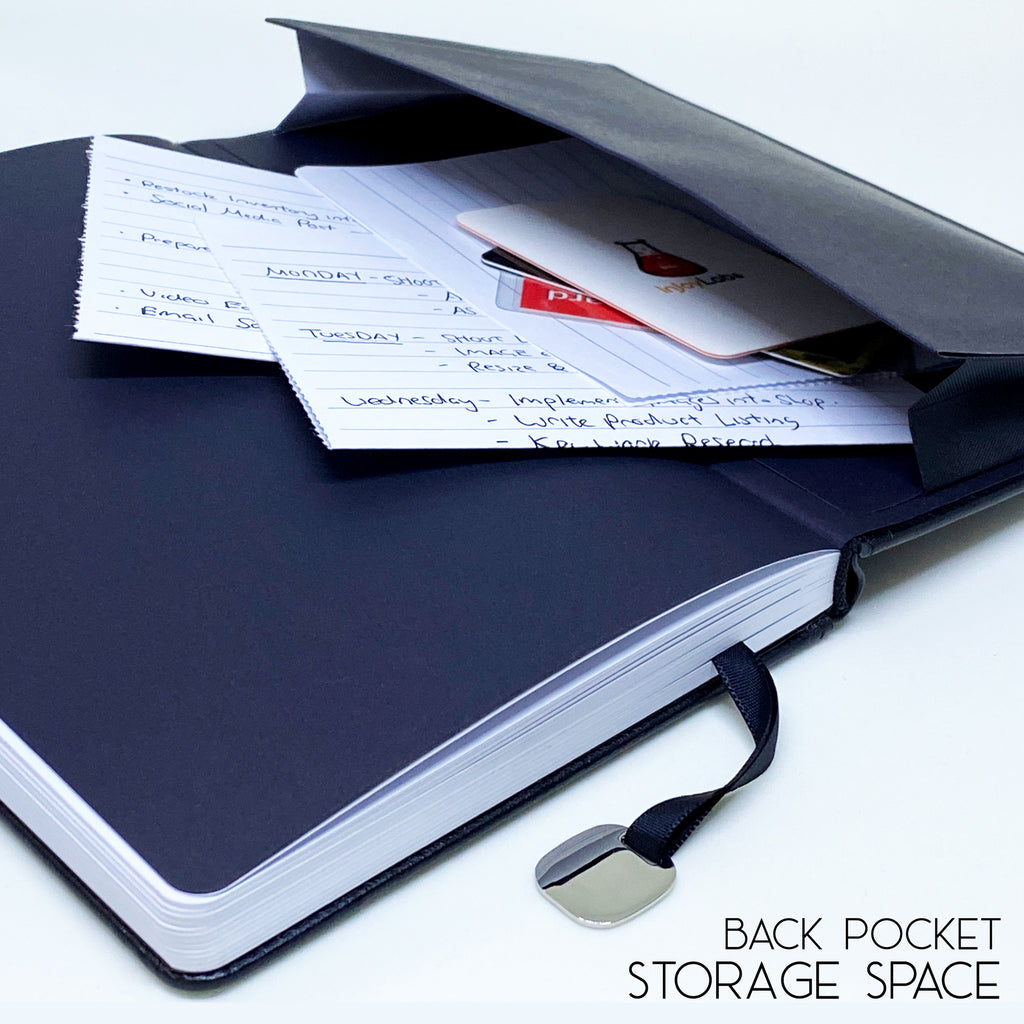 Journal With Pockets