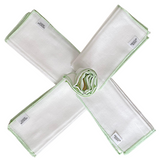 Deluxe Double Cleanse Cloth Pack of 5