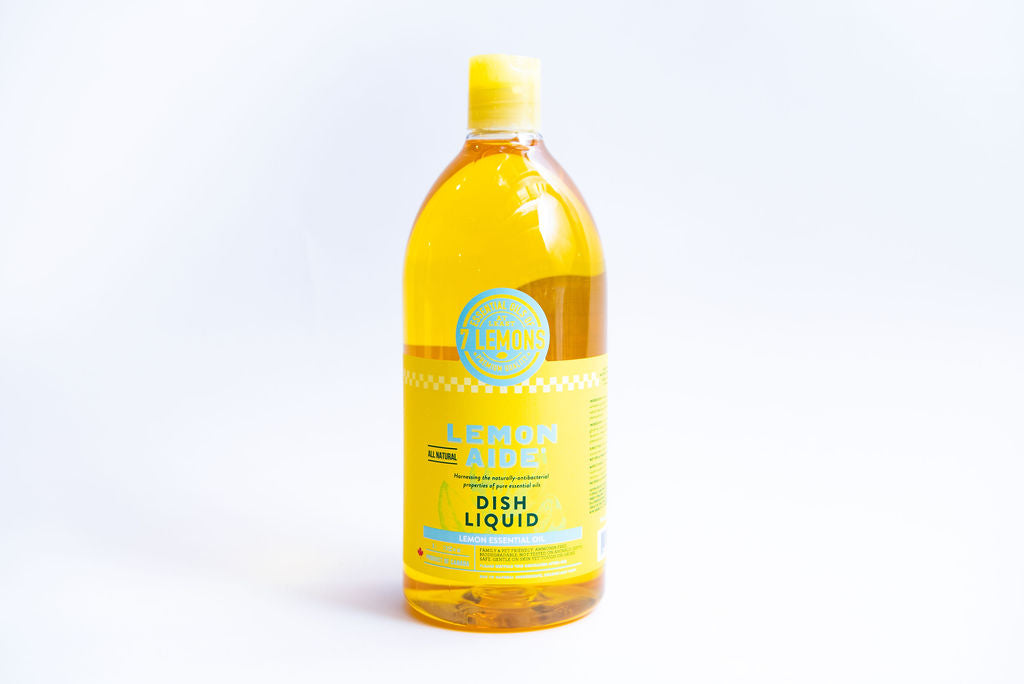 Lemon Aide - Lemon Dish Liquid