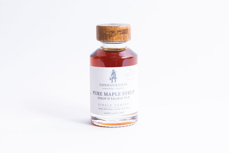 Cosman & Webb - Organic Maple Syrup