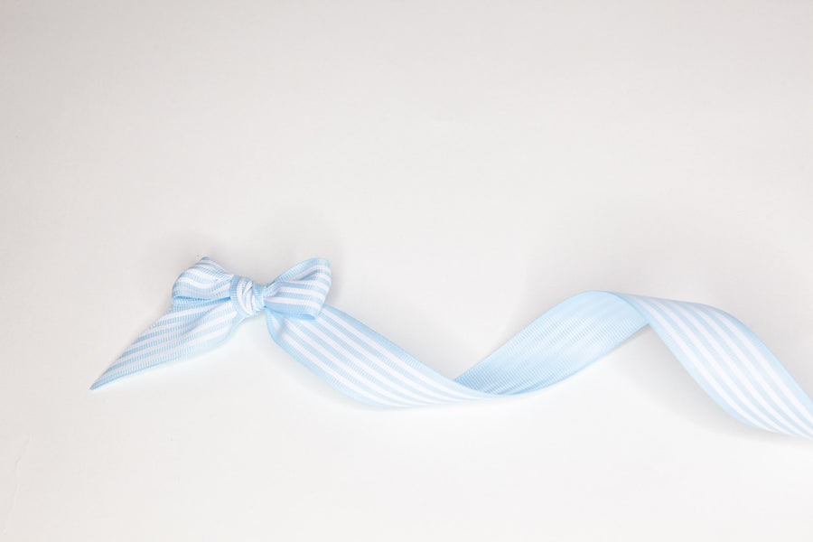 Baby Blue Ribbon