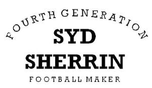 Syd Sherrin Personalised Footballs