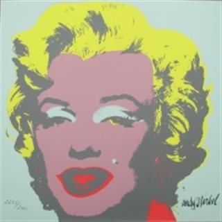 newPOPart Gallery unique collection of Andy WARHOL lithographs