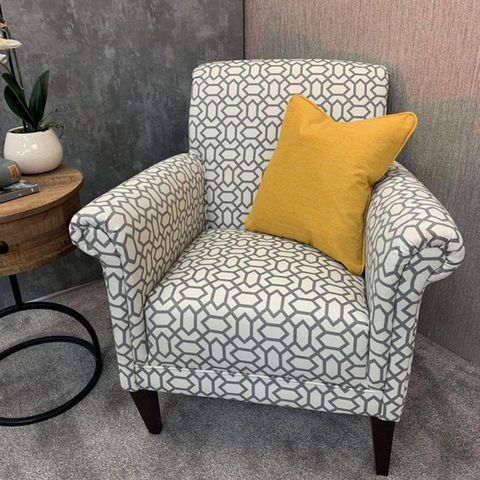 The Beatrix Collection York Accent Chair