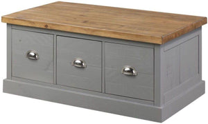 The Helmsley Collection Six Drawer Coffee Table