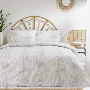 Bamboo Bedlinen Set 100% Washed Cotton