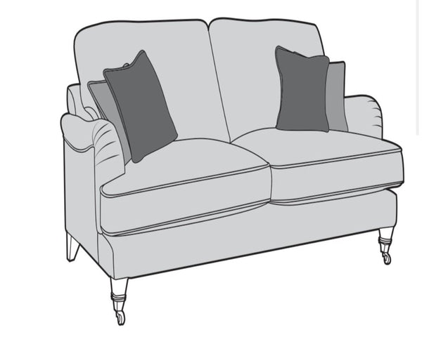 The Beatrix Collection 2 Seater Sofa