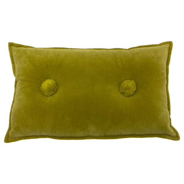 Bobble 100% Cotton Cushion - Colour option