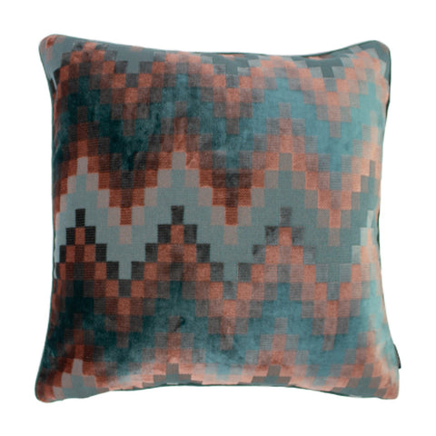 Zig Zag Cushion (Colour Choice)