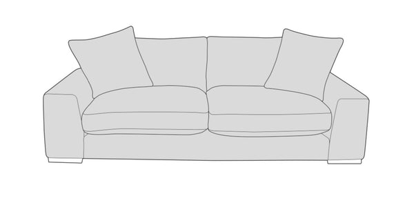 The Champ Collection 3 Seater