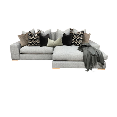 The Champ Collection Corner with Reversible Chaise