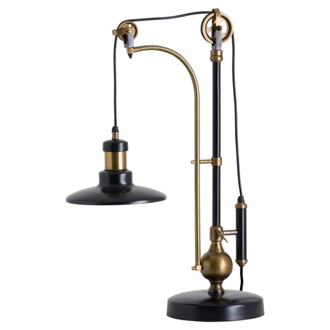 Hadley Adjustable Large Table Lamp
