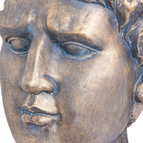 Roman Head Planter (Indoor / Outdoor)