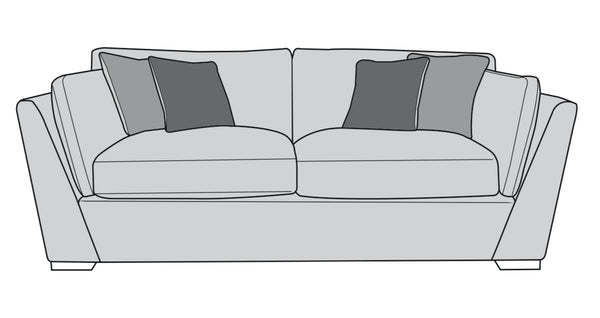 The Lola Collection 3 Seater