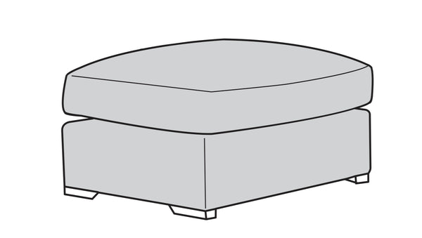 The Lorna Collection Footstool