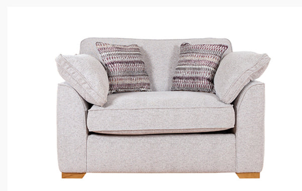 The Lorna Collection Love Seat