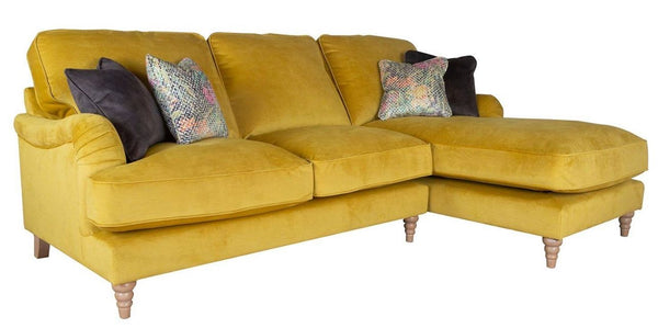 The Beatrix Collection Corner Chaise (Right Facing Corner)