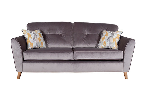 The Malo Collection 3 Seater Sofa