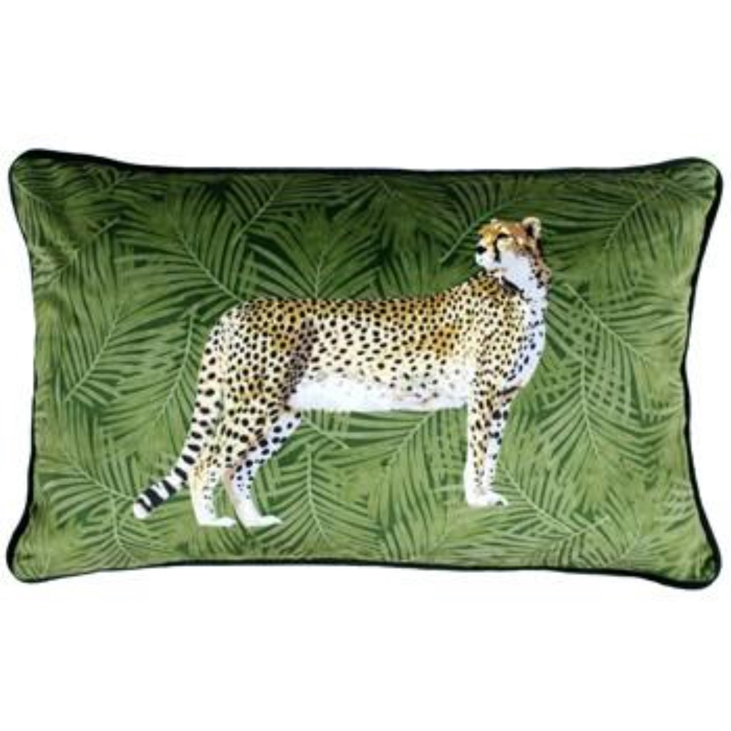 Cheetah Jungle Cushion