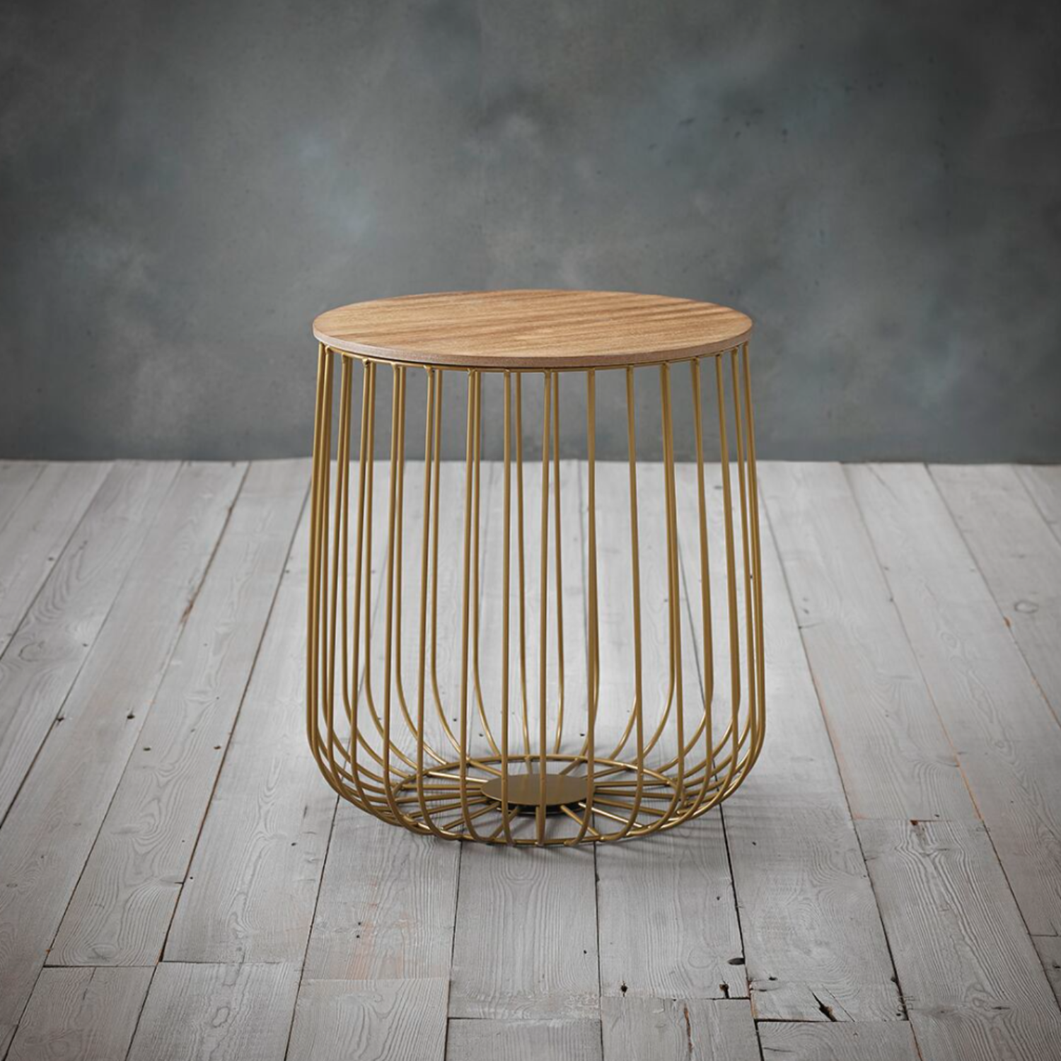 Jagger Cage Side Table