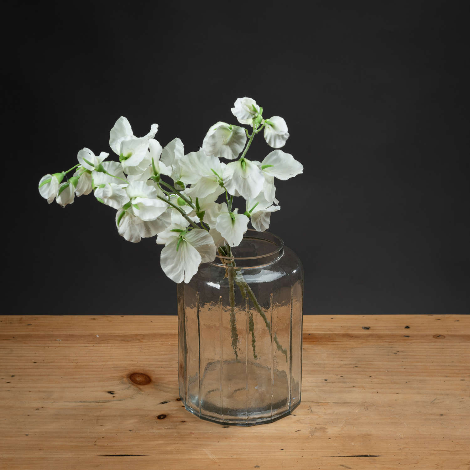 Artificial Sweet Pea Bouquet