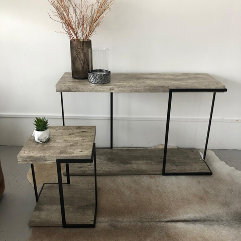 Jetson Collection Console Table - Ex Display