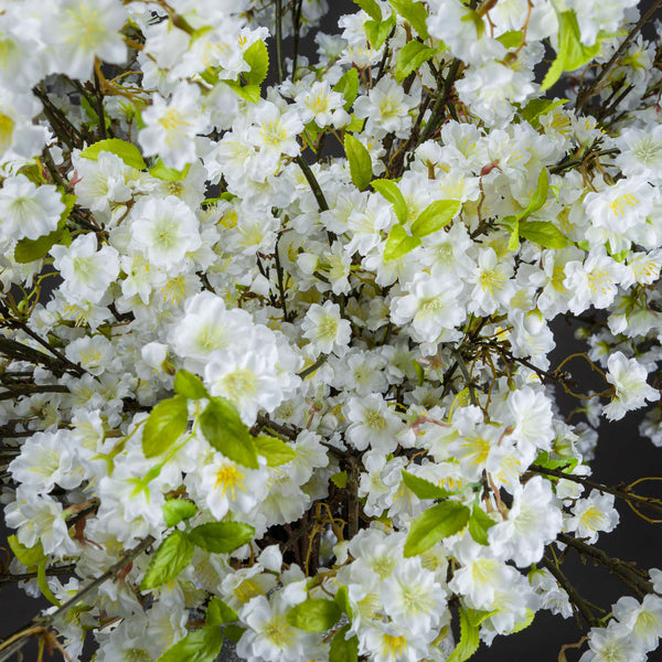 Artificial White Cherry Blossom