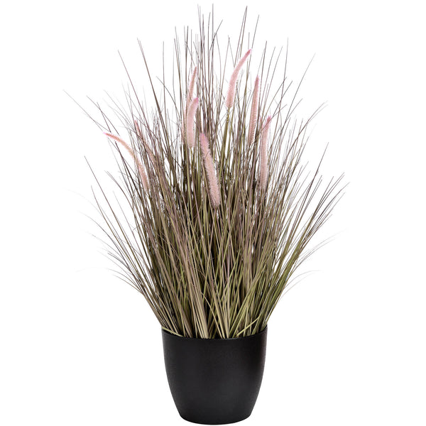 Tall Wild Grass Pot