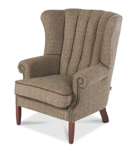 Harris Tweed Armchair