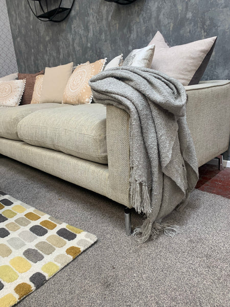 Sample SALE - Lucia Collection Corner Sofa by Spirit - Express Delivery