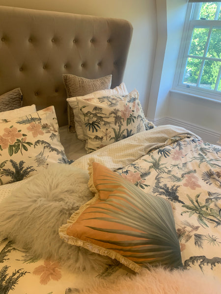 The Luana Bedding Collection by Linen House - 100% Cotton
