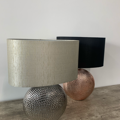 Mabel Table Lamps - Ex Display