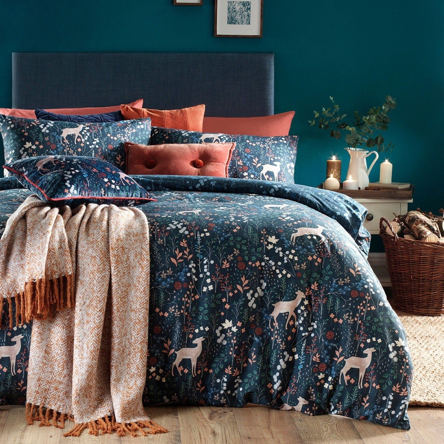Richmond Bedding Set