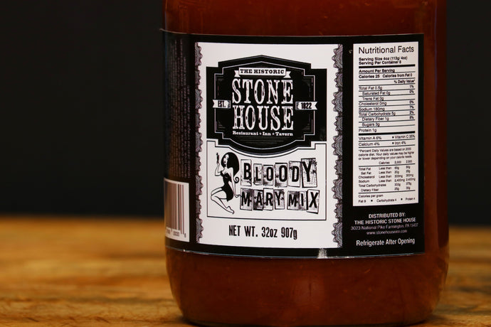 Stone House Bloody Mary Mix (32 oz)