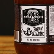 Stone House Bloody Mary Mix Hoppin Jalapeno (32 oz)