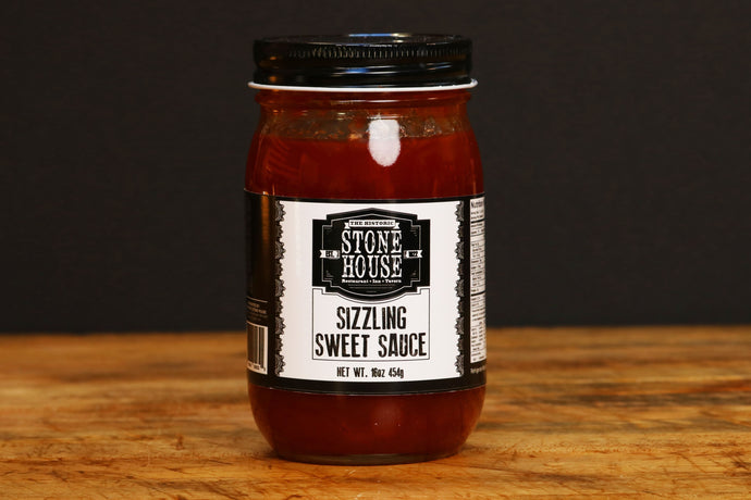 Stone House Sizzling Sweet Sauce