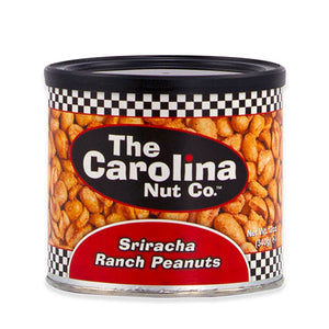 The Carolina Nut Company Sriracha Ranch Peanuts (12oz)