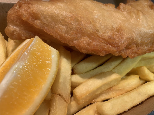 Fish & Chips for TWO