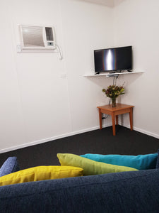 One Night Stay in a One a Bedroom Unit for 2 guests peak rates