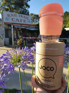Joco Keep Cup with Coffee