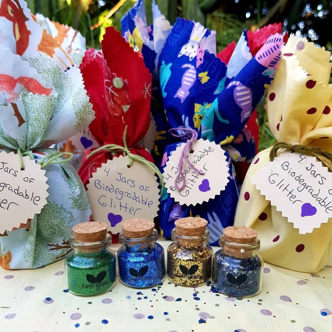 Send Biodegradable Eco Glitter to a Bush Fire Impacted Family or School