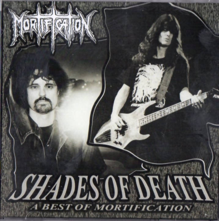 VIRTUAL CD- MORTIFICATION - SHADES OF DEATH