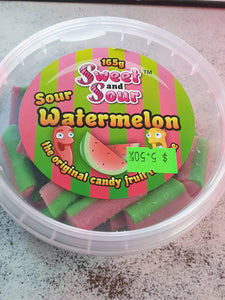 Virtual Sweet & Sour Lollies